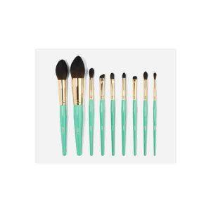Turquoise Blue Brush Set