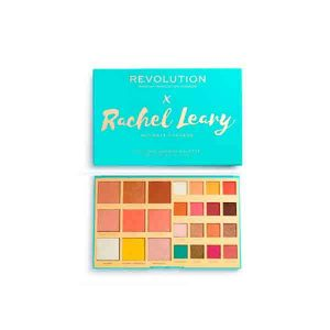 Revolution x Rachel Leary Ultimate Goddess Face and Shadow Palette