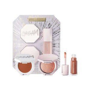 Sephora Glow Trio Face Lip & Body Set