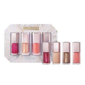 Nudes Mini Lip Set Gloss Bomb Set