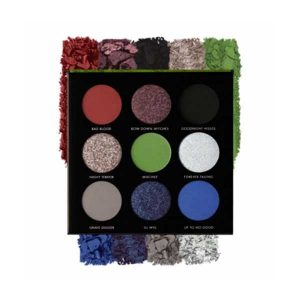 Eyeshadow Palette Halloween Edition