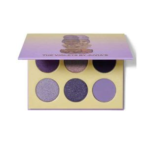 purple eyeshadow palette