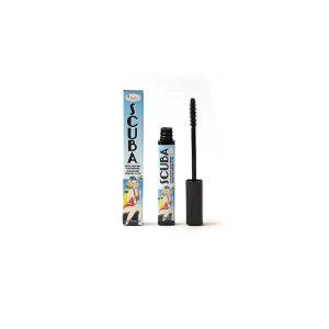 Water Resistant Black Mascara