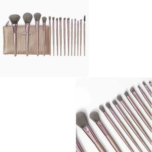 Brush Set with Bag