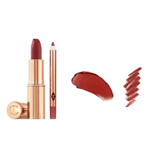 Lipstick and Liner Set